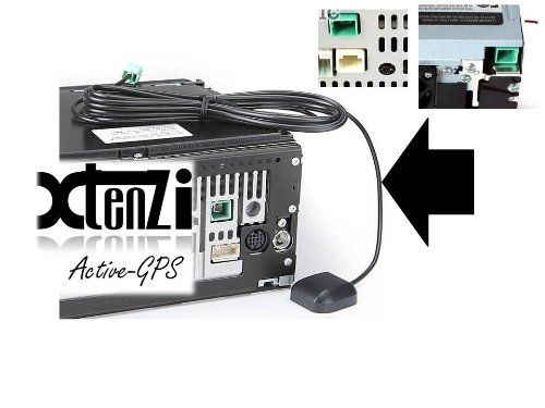 GMC Navigation Antenna Active GPS NAV ANT GMC, GM, Chevrolet, Hummer, Cadillac,UM8.