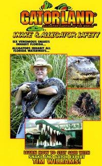 Gatorland Snake and Alligaotr Safety Video