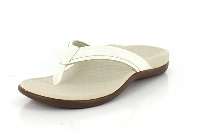 f1202ead4bc2 Orthaheel Vionic by Womens Tide II Sandal White Size 8 UK Size   6 ...