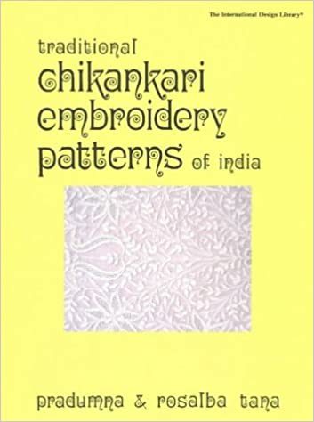 Traditional Chikankari Embroidery Patterns Of India International