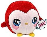 Squeezamals Series 2 - 3.5' Super-Squishy Slow Rise Scented Foam Stuffed Animal! Squeezable, Cute, Soft, Adorable! (Paulina Penquin)