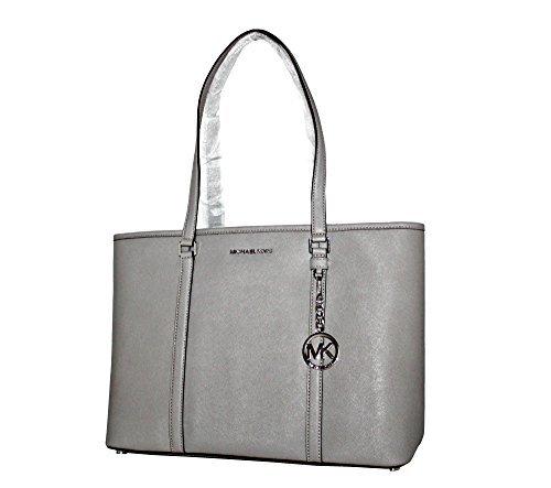 Michael Kors Grey Handbag - 5