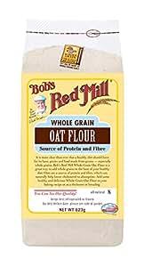 Bob's Red Mill Wholegrain Oat Flour, 623g