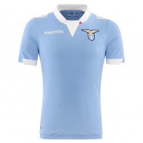 2014-15 Lazio Authentic Home Match Shirt