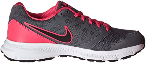 Nike Downshifter Scarpe Grey Donna whit Foil Ginnastica pink 6 Da Dark Wmns black ArwxqA