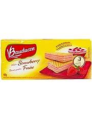 Bauducco Strawberry Wafers