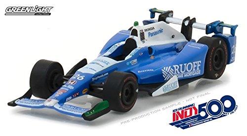 1 64 2017  26 Takuma Sato   Andretti Autosport  Ruoff Home Mortgage   2017 Indianapolis 500 Champion