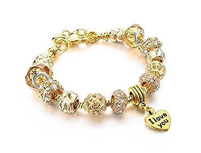 bijoux pandora bracelet or