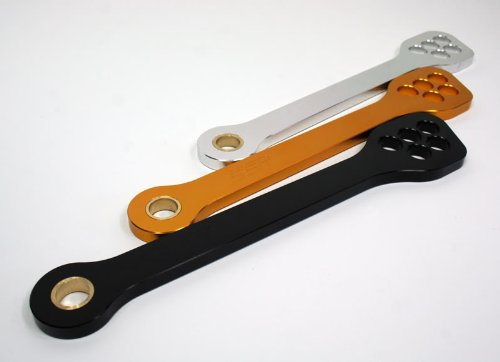 (2013-2017) Kawasaki Ninja 300 / ABS Rear Height Lowering Links Dog Bone Adjuster Adjustor