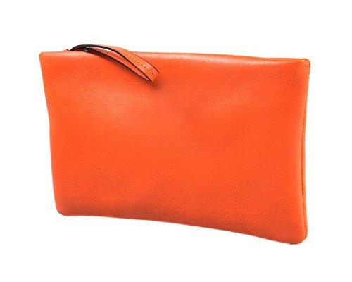 Sage Brown - Cartera de mano para mujer Talla única naranja