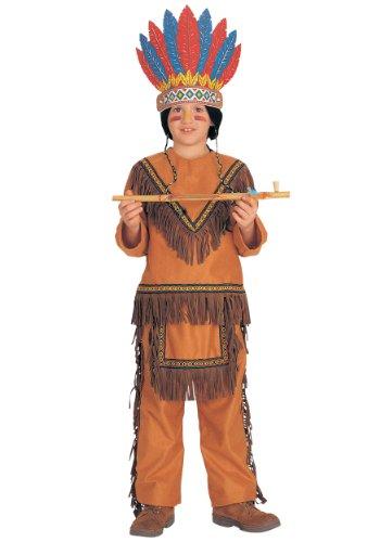 [Native American Indian Boy Child Costume] (Boy Pilgrim Costumes)
