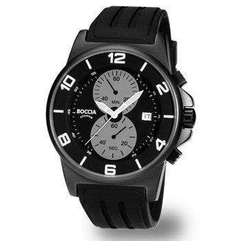 3777-02 Mens Boccia Watch