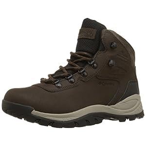 Columbia Women's Newton Ridge Plus Hiking Boot, Cordovan/Crown Jewel, 7.5 M US