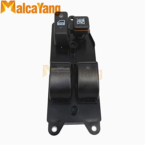 Fincos 84820-0F040 84820 0F040 Power Window Lifter Control Switch for Toyota Corolla Liftback Wagon 1.3L 1.4L 1.6L 1.8L 1.9L 2.0L L4