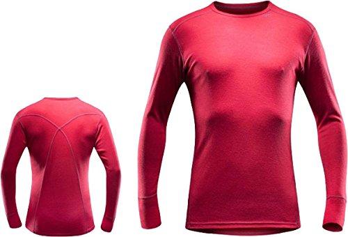 Devold Sport Man Shirt ROT XXL