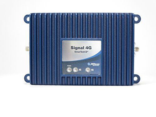 WilsonPro Signal 4G Direct Connect In-Line Booster Amplifier AC/DC Kit for M2M (Model (Direct Connect Phone)