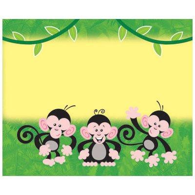 Trend Enterprises Inc Monkey Mischief Name Tags