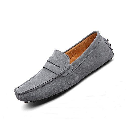 Uomo 40 Grey Sandali Grigio ZIITOP 5zZPqP
