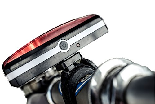 Cheap Yoru USB Rechargeable Bike Tail Light. Super Bright. Lasts Up to 5 hours. Quick Seat Mount, Reliable, Waterproof. Ride Safely. View The Details