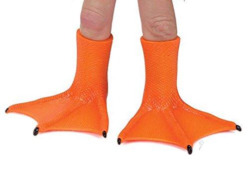 (MTS Duck Feet For Your Hands (Finger Duck Feet) 1 Pair)