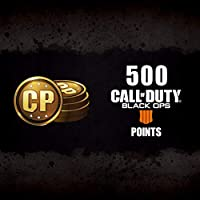 Call Of Duty: Black Ops 4 - Cod Points 500 - PS4 [Digital Code]