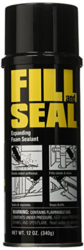 Dow Chemical 157859 Dow Expanding Insulating Sealant, 12 Oz, Aerosol Can, Foam, Yellow