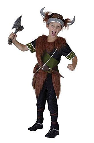 Large (Viking Warrior Boys Costumes)