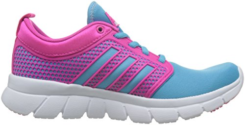 Cloudfoam chaussures adidas Femmes de Neo Groove Blue course WFFTp5zn