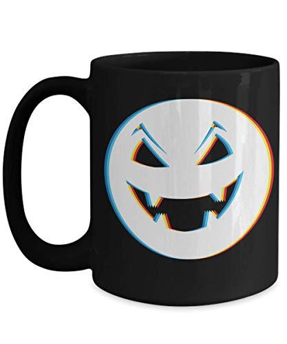 Psychedelic Pumpkin Mug | Trippy Halloween Costume Idea]()