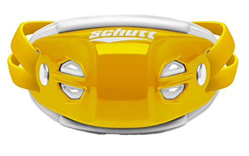 Schutt Sports Elite Hard Cup Chinstrap, Gold, Small