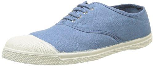 Bensimon Herren H15004C157 Sneaker Blau - Bleu (563 Denim)