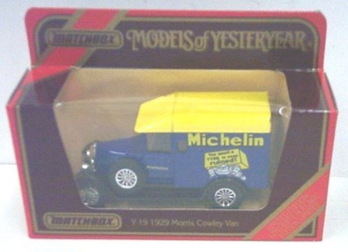 Matchbox Models of Yesteryear Y-19 1929 Morris Cowley Van