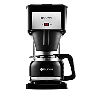 BUNN 44900.0000 BX-B Coffee Maker, Black