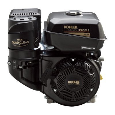Kohler Command Pro Horizontal Engine - 277cc, 1in. x 3.48in. Shaft, Model# PA-CH395-3011 by Kohler