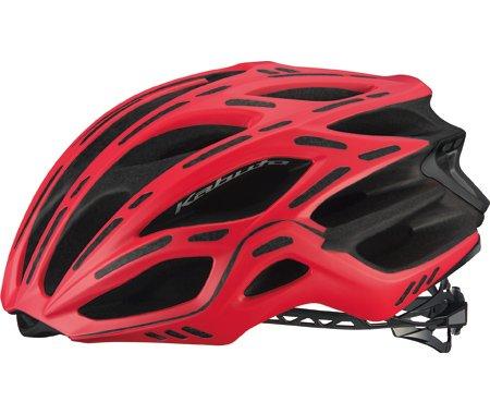 [해외] OGK Kabuto(OG K (카부)카브도) FLAIR L/X엘사이즈 매트 레드 헬멧 flare