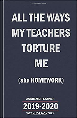Amazon.com: All the Ways My Teachers Torture Me (aka ...
