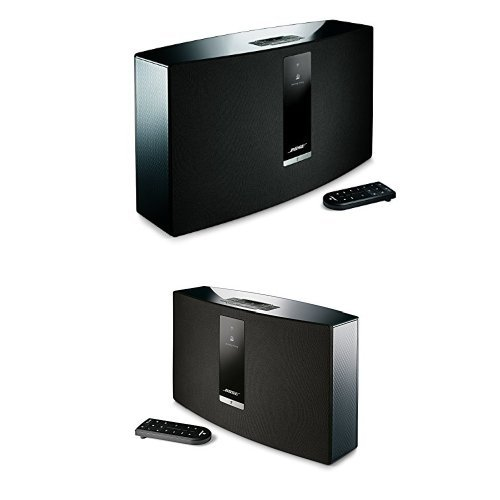 Bose SoundTouch 20 with Bose SoundTouch 30 Wireless