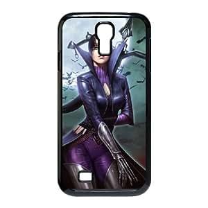 Vayne league of legends Samsung Galaxy S4 9500 Cell Phone Case Black DIY Gift zhm004_0436886