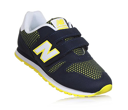 New enfant Jaune Sneaker KA373NRP Bleu Balance w1wAa