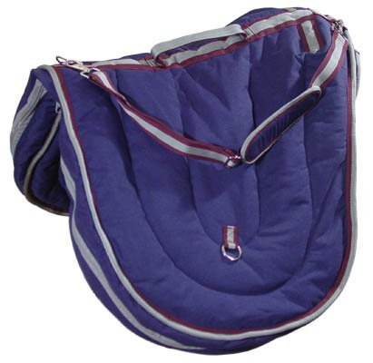 AP English Horse Riding Saddle Carry Bag Case 3 Layers Padded Nylon by Derby Originals at Wholesale Price