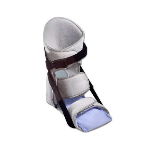 Nice Stretch Original Plantar Fasciitis Night Splint with Polar Ice Cold Therapy, Collapsable, Small