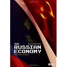 Amazon steven rosefielde books biography blog audiobooks the russian economy from lenin to putin by steven rosefielde 2007 02 12 fandeluxe Choice Image