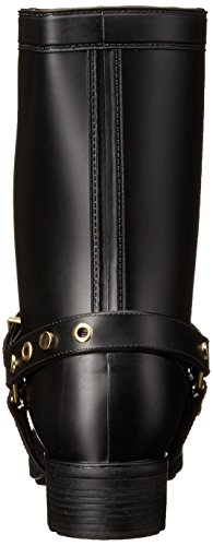 Dirty Laundry Boot Laundry Pvc Rain Women's by Black Railroad Chinese 4q40rt