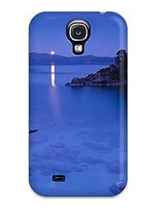 Cimoidp8635UgLNS Case Cover, Fashionable Galaxy S4 Case - Lake Earth