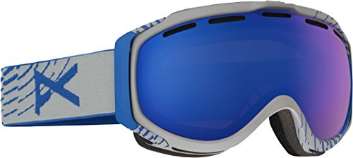Anon lunettes de soleil spécial snowboard hawkeye pour homme (bleu/quake 10765102161 fusion
