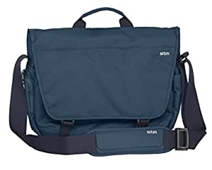 "STM Radial Messenger Bag for 15"" Laptop & Tablet - Moroccan Blue (stm-112-117P-51)"