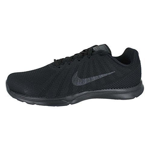 NIKE Women's in-Season TR 6 Cross-Trainer-Shoes, Black, 6 W US by NIKE