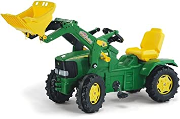 2cd60e4f517 rolly toys 041749 rollyFarmtrac,Traktor, John Deere 6920,Lader ...