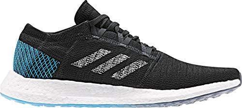 7ea991afaf352 Amazon.com  adidas Men s Pureboost Go Running Shoes(Black Blue