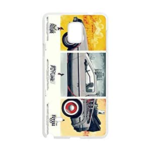 Bach car future Cell Phone Case for Samsung Galaxy Note4